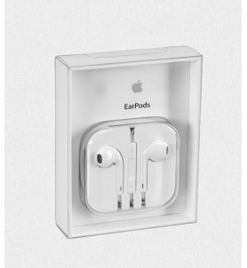 APPLE ORIGINALI EARPODS BLISTER MD827ZM/B IPHONE 5 5C 5S 6 6S