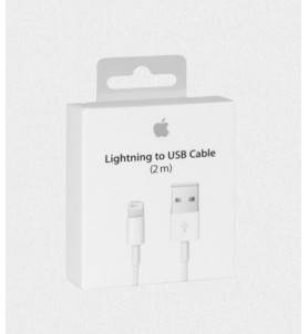 Cavo Lightning USB 2m Apple Originale MD819ZM/A
