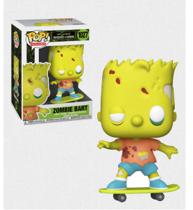 FUNKO POP 1027 THE SIMPSON - ZOMBIE BART