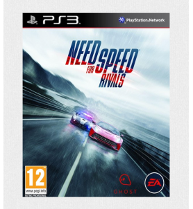 PS3 NFS RIVALS CLASSIC HITS 2