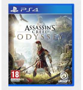 PS4 ASSASSIN'S CREED ODYSSEY ITA
