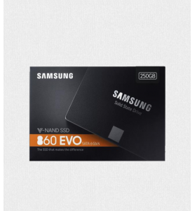 "SAMSUNG SSD 250 GB Serie 860 EVO 2.5"" Interfaccia Sata III 6 GB / s"