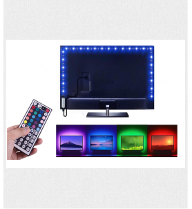 4 x 50 cm USB TV LED