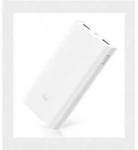 Xiaomi 20000mAh Mi Power Bank 2C