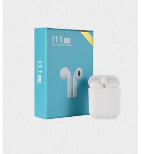 Auricolari i11 5.0 TWS True Wireless Earbud Touch Mini 5.0 Bluetooth