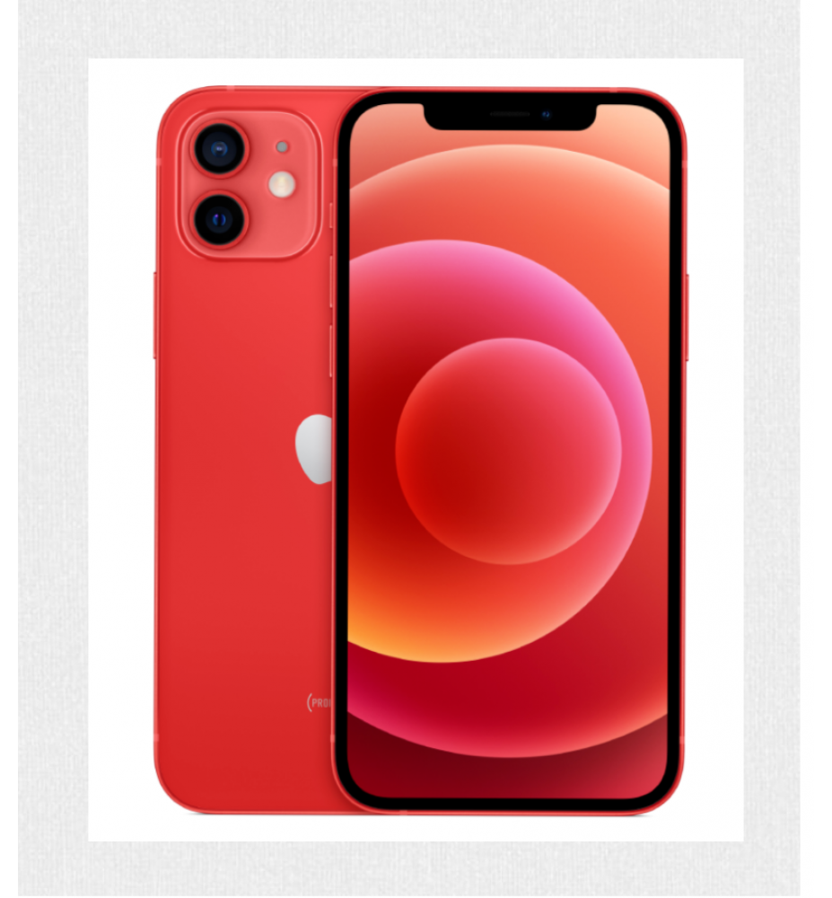 APPLE IPHONE 12 128GB 5G ROSSO