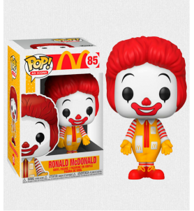 Funko Pop 85 Ad Icons Mcdonals's - Ronald Macdonald