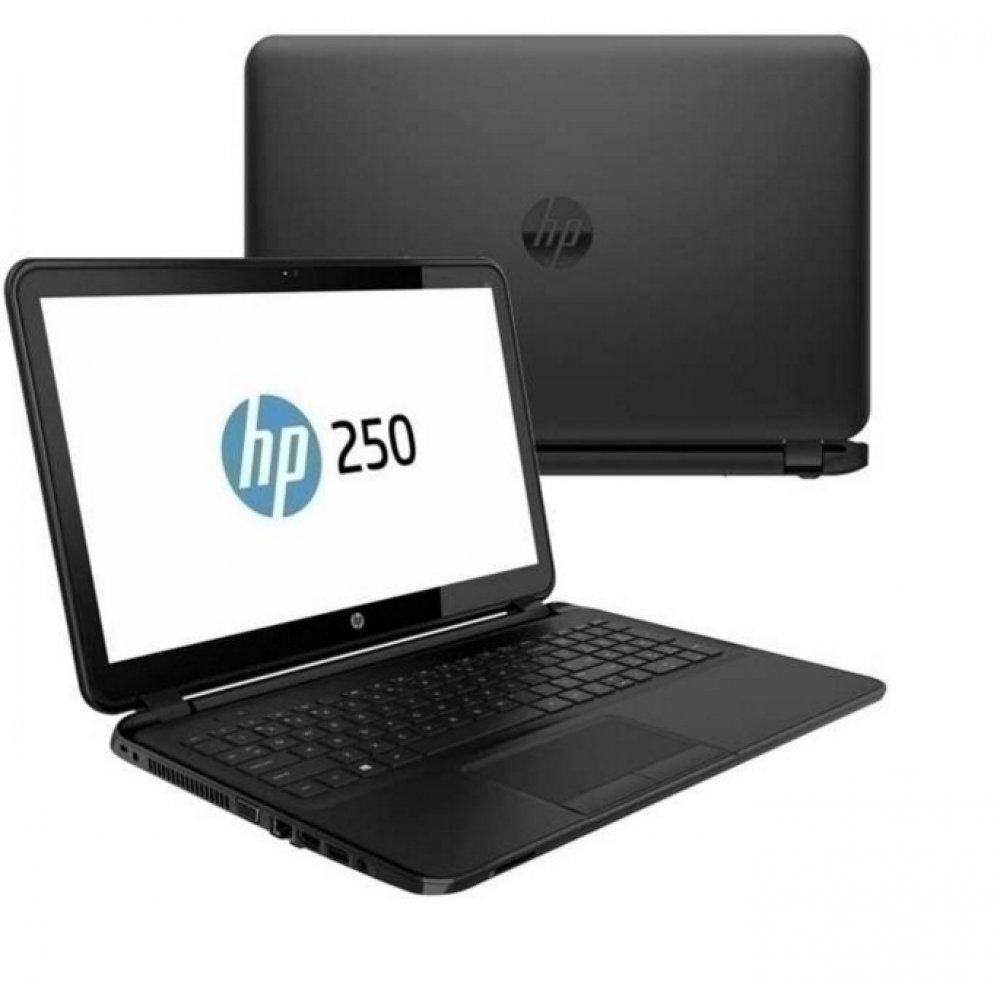 HP 250 G5 15.6 I3-5005U 4GB 500GB W10 BLACK
