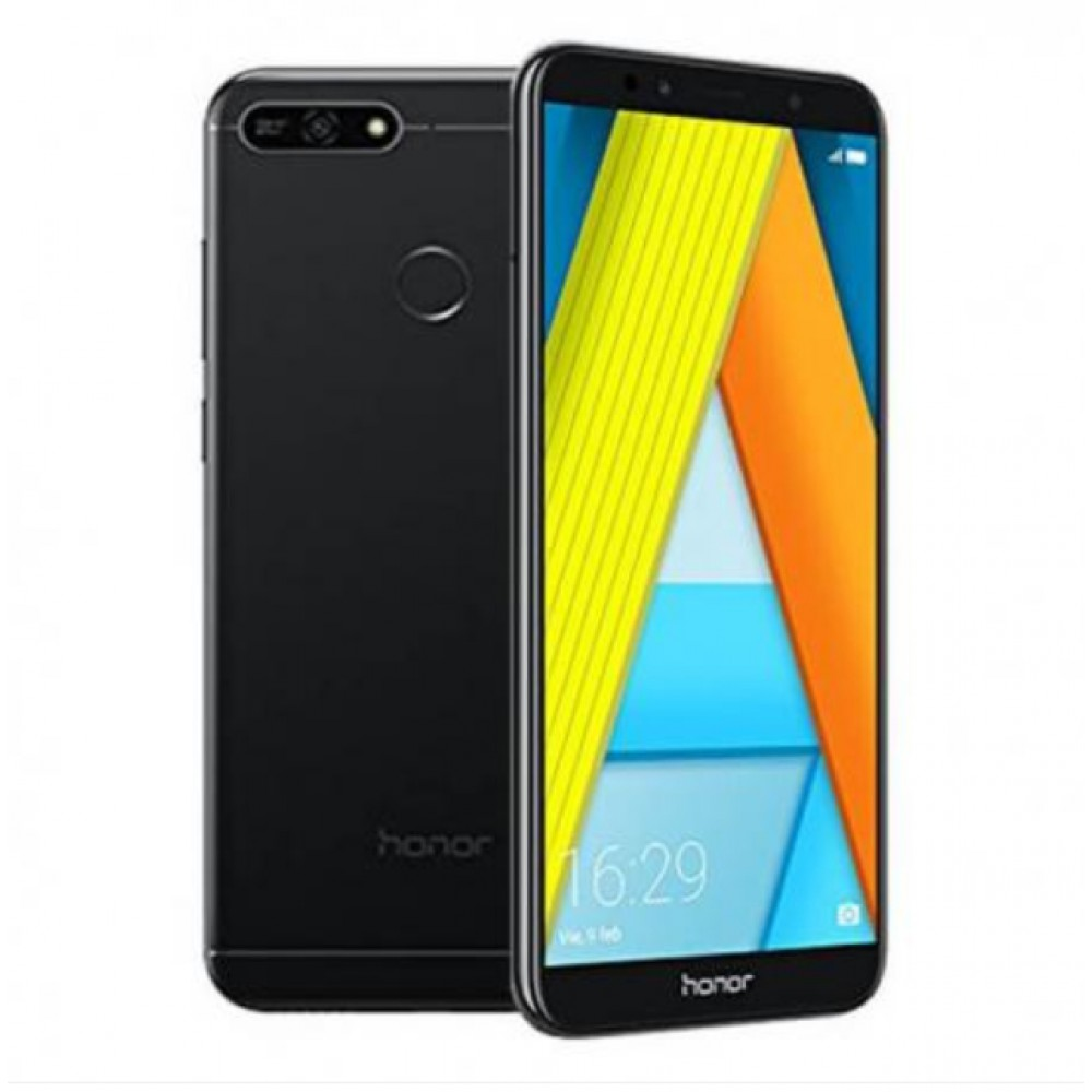 Honor 7A Black 16GB/2GB Dual Sim