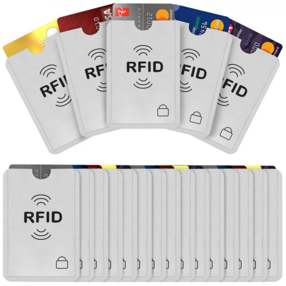 RFID Signal Blocking Card