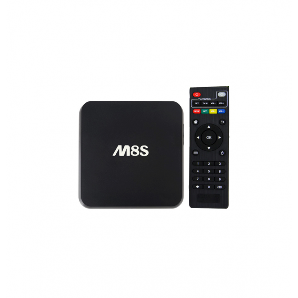 SMART TV BOX HDMI 4K M8S