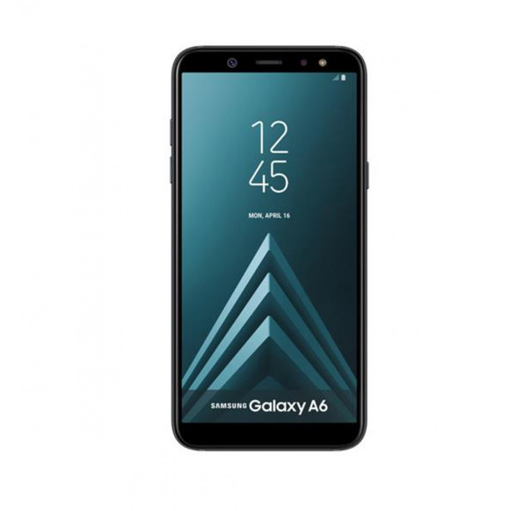 Samsung Galaxy A6 Black 32GB/3GB Dual Sim