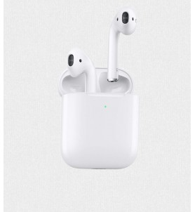 AIRPODS 2 CON RICARICA WIRELESS