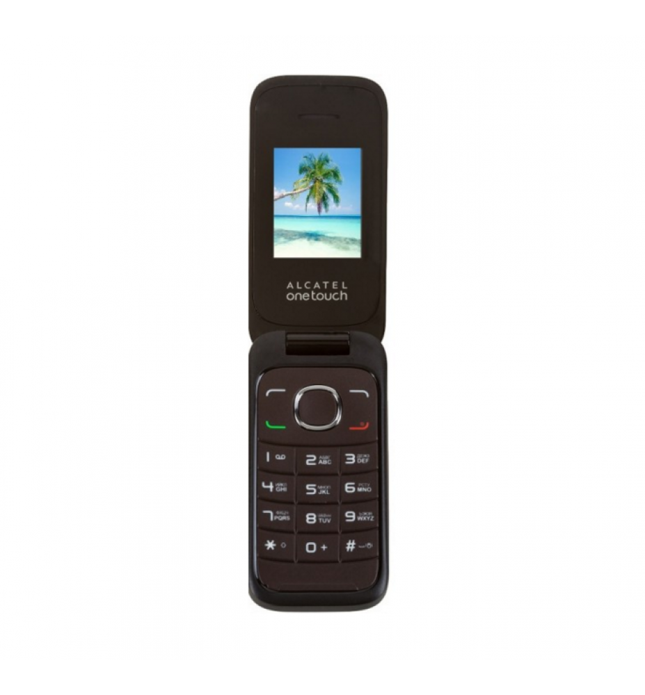 Alcatel One Touch 1035D Dual Sim Brown